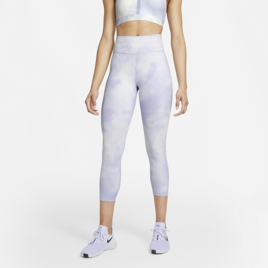 Nike One Iconclash Crop Tight - Womens