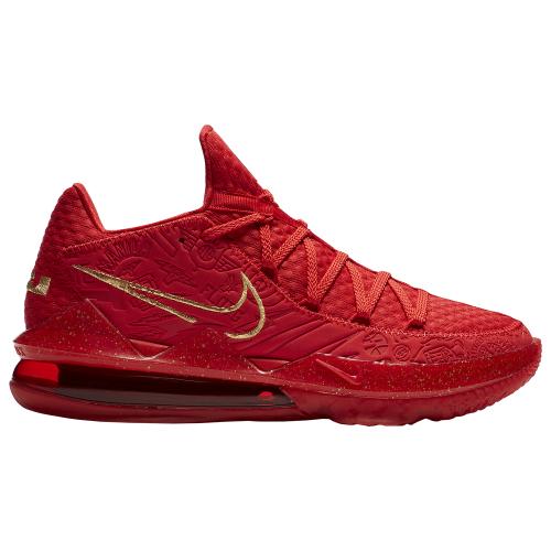 Nike LeBron 17 Low - Mens