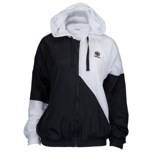 Reebok Classic Starcrest Full-Zip Windbreaker - Women's