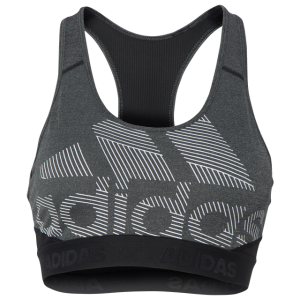 adidas ALPHASKIN Sports Bra - Women's