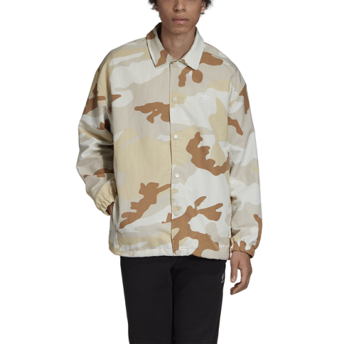 adidas Originals Camo Coaches Jacket - Men's