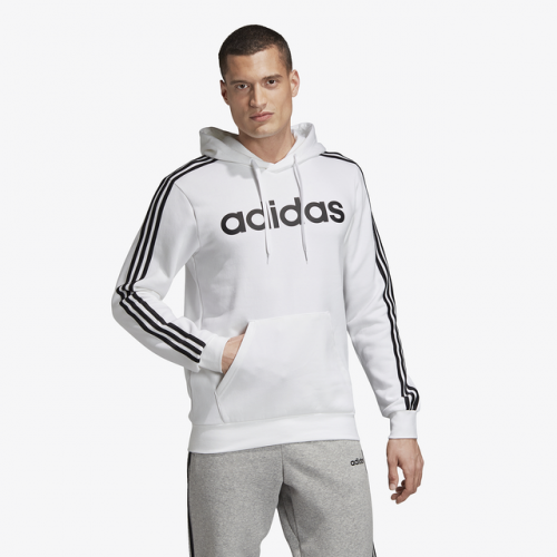 adidas Athletics Essential Linear Pullover Hoodie - Men's