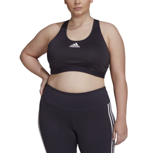 adidas Plus Size Dont Rest Padded Bra - Womens