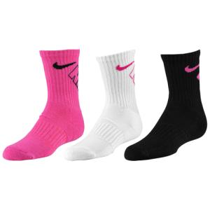 Nike 3 Pack Crew Socks - Girls' Preschool