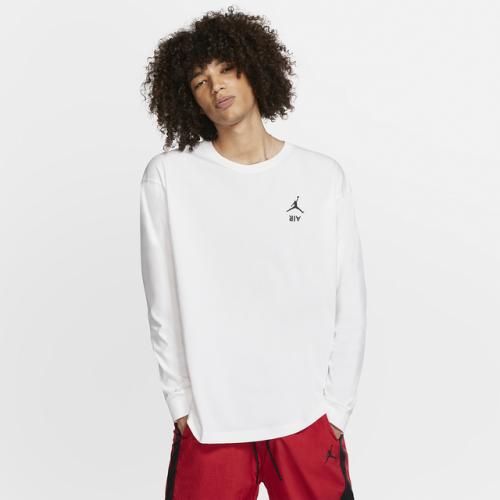 Jordan Retro 4 Legacy Long Sleeve T-Shirt - Men's