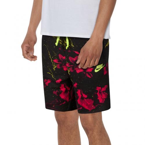 Nike Pink Limeade Shorts - Men's