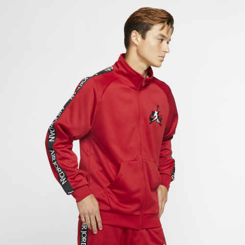 Jordan Classic Tricot Warm-Up Jacket - Men's