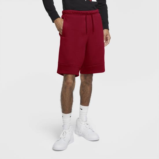 Jordan Jumpman Air Fleece Shorts - Mens