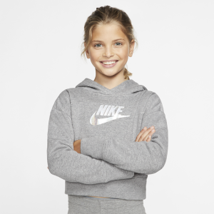 Nike NSW Crop Hoodie - Girls' Grade School