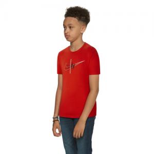 Nike Evolution of the Swoosh T-Shirt - Boys' Grade School