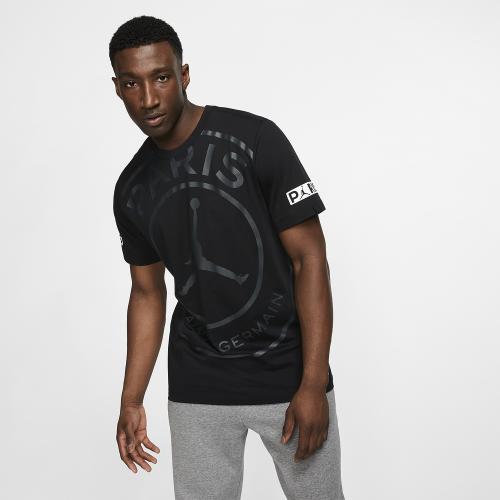 Jordan PSG Jumpman Logo T-Shirt - Mens
