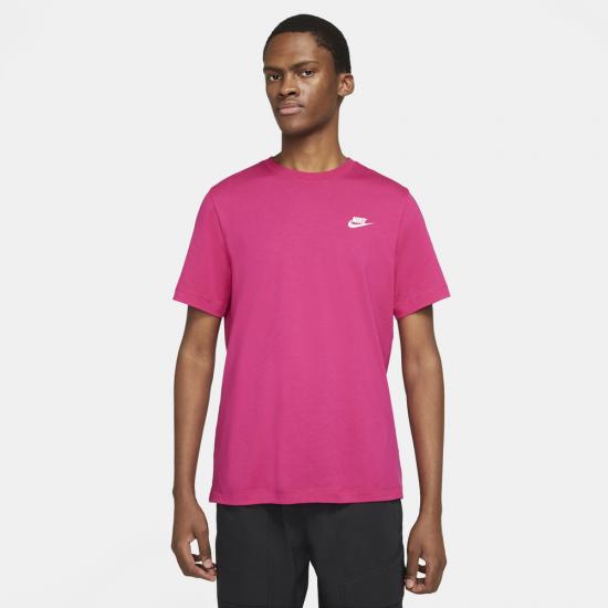 Nike Embroidered Futura T-Shirt - Mens