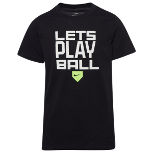 Nike Play Ball T-Shirt - Boys' Grade School