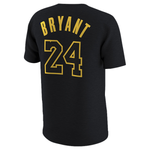 Nike NBA Kobe Bryant Retirement T-Shirt - Men's