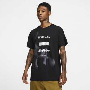 Jordan Jumpman Photo Dri-FIT Crew T-Shirt - Men's