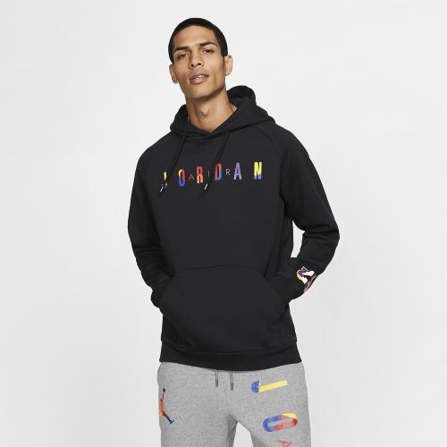 Jordan Sport DNA HBR Fleece Hoodie - Mens