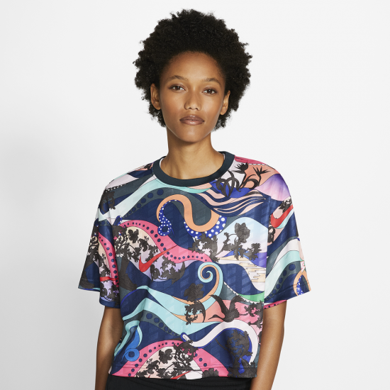 Nike Icon Clash S/S Top - Womens