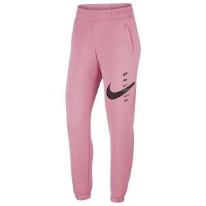 Nike Swoosh Fleece Pants - Womens