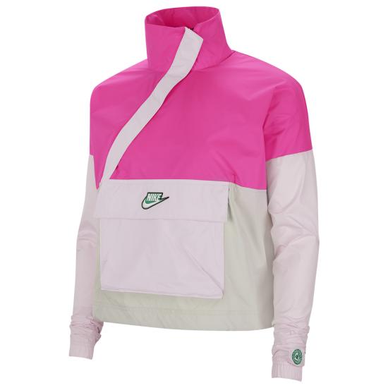 Nike Icon Clash Woven Anorak Jacket - Womens