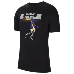 Nike LeBron Logo T-Shirt - Mens
