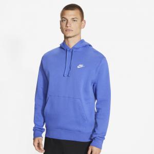 Nike Club Pullover Hoodie - Mens