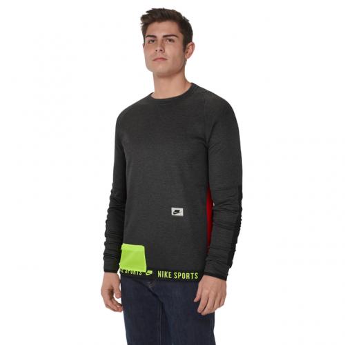 Nike Therma Fleece PX Pullover Crew - Men's