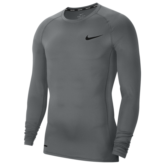 Nike Pro Compression Long Sleeve Top - Mens