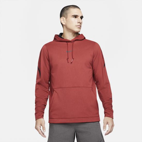 Nike NPC 2.0 Fleece PO Hooded Capra - Mens