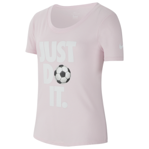 Nike JDI Soccer T-Shirt - Girls' Grade School