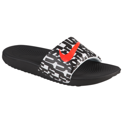 Nike Kawa Slide - Boys' Grade School