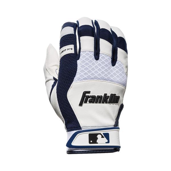 Franklin X-Vent Pro Shok Batting Gloves - Men's