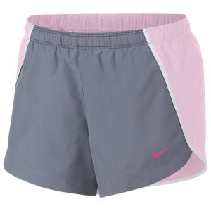 Nike Colorblock Run Shorts - Girls' Grade School