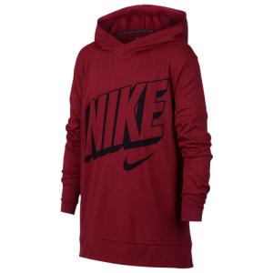 Nike Lightweight Breathe Hooded Top - Boys' Grade School
