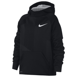 Nike Therma Graphic Hoodie - Boys' Grade School