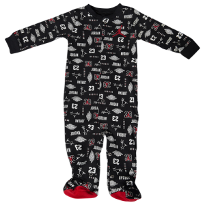 Jordan Footed Coverall - Boys' Infant