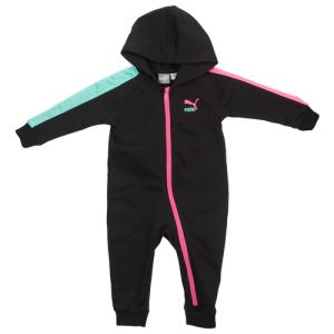 PUMA Fleece Coveralls - Girls' Infant