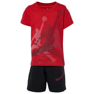 Jordan Jumbo Splice Short Set - Boys' Toddler