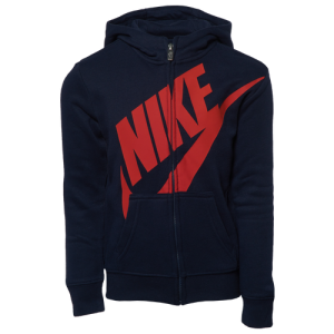 Nike Futura Fleece Full-Zip Hoodie - Boys' Toddler