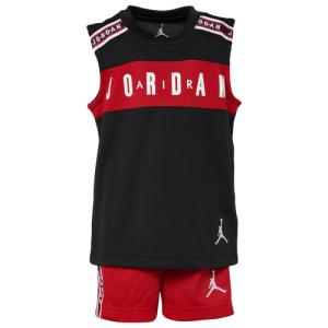 Jordan Taped Muscle Short Set - Boys' Preschool