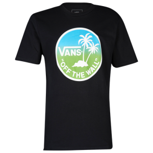 Vans Circle Fill Graphic T-Shirt - Boys' Grade School