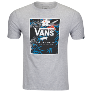 Vans Box Fill Graphic T-Shirt - Boys' Grade School