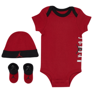 Jordan Air Hat Bodysuit Bootie 3 Piece Set - Boys' Infant