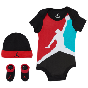 Jordan Retro 9 Color Blocked 3 Piece Set - Boys' Infant