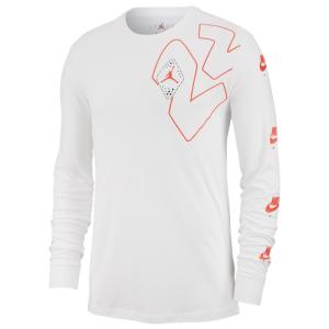 Jordan Retro 6 Long Sleeve T-Shirt - Men's