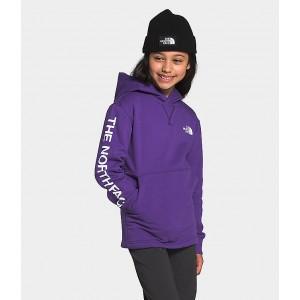 Girls' Essential Pullover Hoodie