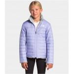 Girls' Reversible Mossbud Swirl Jacket
