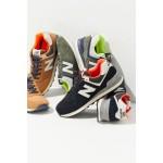 New Balance 574 Hi-Viz Sneaker