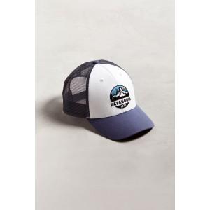 Patagonia Fitz Roy Scope Logo Trucker Hat