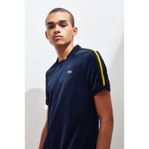 Lacoste LIVE Velvet Athleisure Polo Shirt