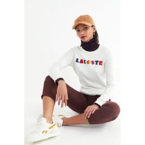 Lacoste Rainbow Logo Sweater